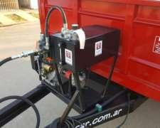 Carro Volcador Hidraulico CVH6.0