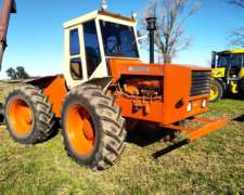 Tractor Zanello con Deutz 160 y TDF