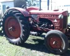 Tractor Hanomag 35 Usado