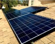 Energía Solar Fotovoltaica Aomega