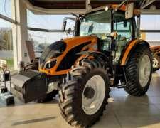 Tractor Valtra a 134 Cabina Original - Entrega Inmediata