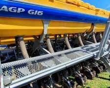 Sembradora Pla AGP G 16 año 2014