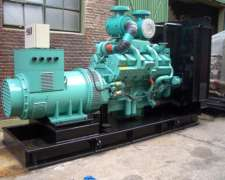 Grupo Electrógeno Cram CUD1100 Diesel 1100 KVA