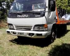 Camión Isuzu NPR 4.3 Aspirado con Plancha