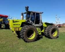 Tractor Zanello 540 , Articulado , Cabina con Aire Acondicio