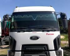 Fordford Cargo 1722 CD 2015 Tractor