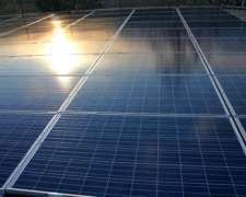 Energía Fotovoltaica - Mega