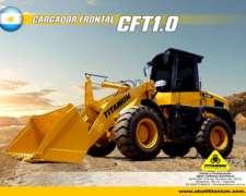 Pala Frontal CFT1.0 Titanium