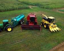 Se Busca Tractorista Maquinista