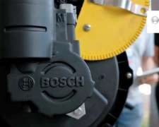 Sistema Motor Eléctrico Bosch para Matermacc