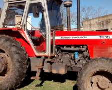 Tractor Massey Ferguson 1615 - D/t