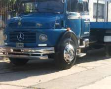 Camión Mercedes Benz 1983