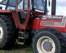 New Holland 140-90 - Motor Reparado Nuevo
