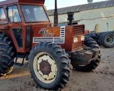 Tractor Doble Tracción Fiat 880