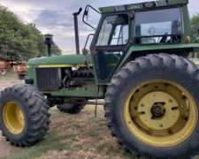 John Deere 3550 Doble Embrague