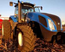Tractor New Holland T8.295 año 2013