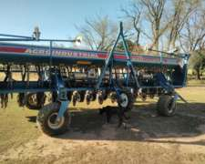 Sembradora Agroindustrial 14 Lineas a 52cm- 16 Lineas a 42cm