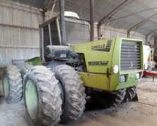 Tractor Zanello 500, Equipo Viesa