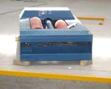 Verificacion Vehicular para Camiones, Braket Tester, Condel.