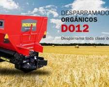 Desparramadora de Abonos Sólidos Indecar - DO12