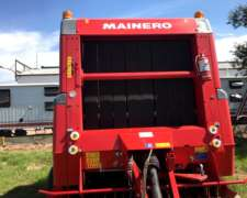 Rotoenfardadora Mainero 5886 - Impecable