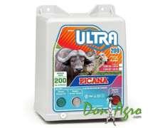 Electrificador Picana Ultra 200km 220v