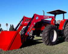 Pala Frontal LF L1600 Adaptable a Tractor de Hasta 140 HP DT