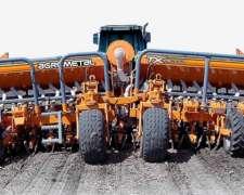 Sembradora Granos Gruesos Agrometal Tx Mega Articulada 3252
