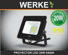 Proyector Reflector LED 20w