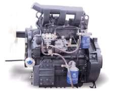 Motor Hanomag SAE 3 - SL 3100 ABT - Vende Servicampo Tandil