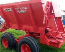 Fertilizadora Yomel Organica 8000 - Nueva