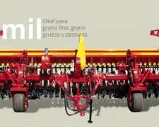 Sembradora Bertini 32000 de Pasturas/grano Fino y Grueso