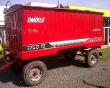 Acoplado Semillero Ombú (disponible)