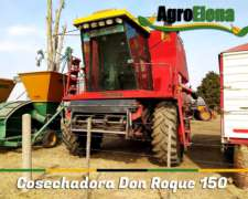 Cosechadora Don Roque, RV 150 M.