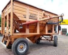 Tolva Semillera Ferrario, De 14tn, Divisorio, Chimango