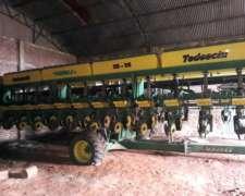 Tedeschi Autotrailer de 25 Surcos a 35 cm