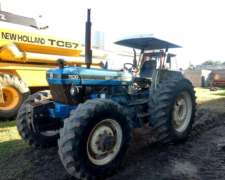 Tractor New Holland 7630 Doble Traccion