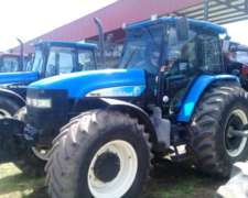 Tractor New Holland TM 180 Paton