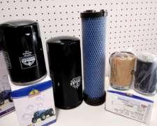 Filtros Aceite, Aire, Combustible, Hidraulicos Apache Solis