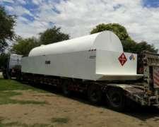 Tanque Aereo para Combustible Sobre Batea Anti-derrame