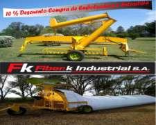 Embolsadora y Extractora Fiber- K
