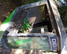 Cabinas de Cosechadora Óptima E,S y Máxima