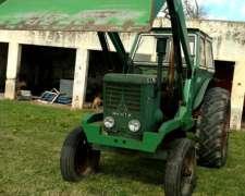 Tractor Deutz A65 con Pala Frontal