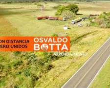 9000 Hectáreas en Corrientes: Arrendamiento