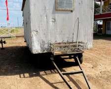 Casilla Rural de 5 X 2.20 Mts para 4 Personas