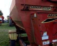 Mixer Santa Rosa de 6.5 Metros Cúbicos C/balanza $220.000
