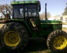 Tractor John Deere 6405