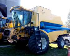 Cosechadora New Holland CS660 - Excelente Financiacion