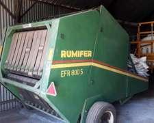 Enrolladora Rumifer Efr 800s