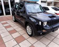 Jeep Renegade Sport Manual Entrega Inmediata Canje